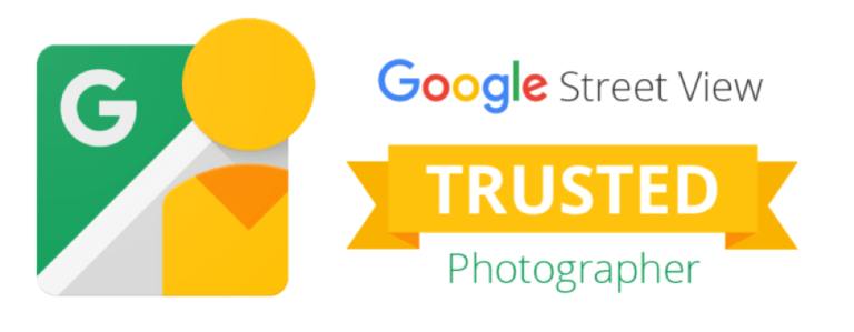 Google Streetview Trusted Badge for Virtual.Photo